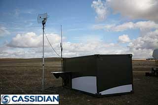 Cassidian next-generation Ground Control Station (GCS)